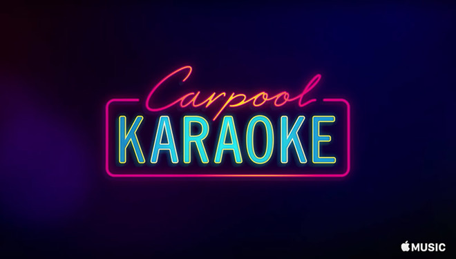 karaoke-Carpool