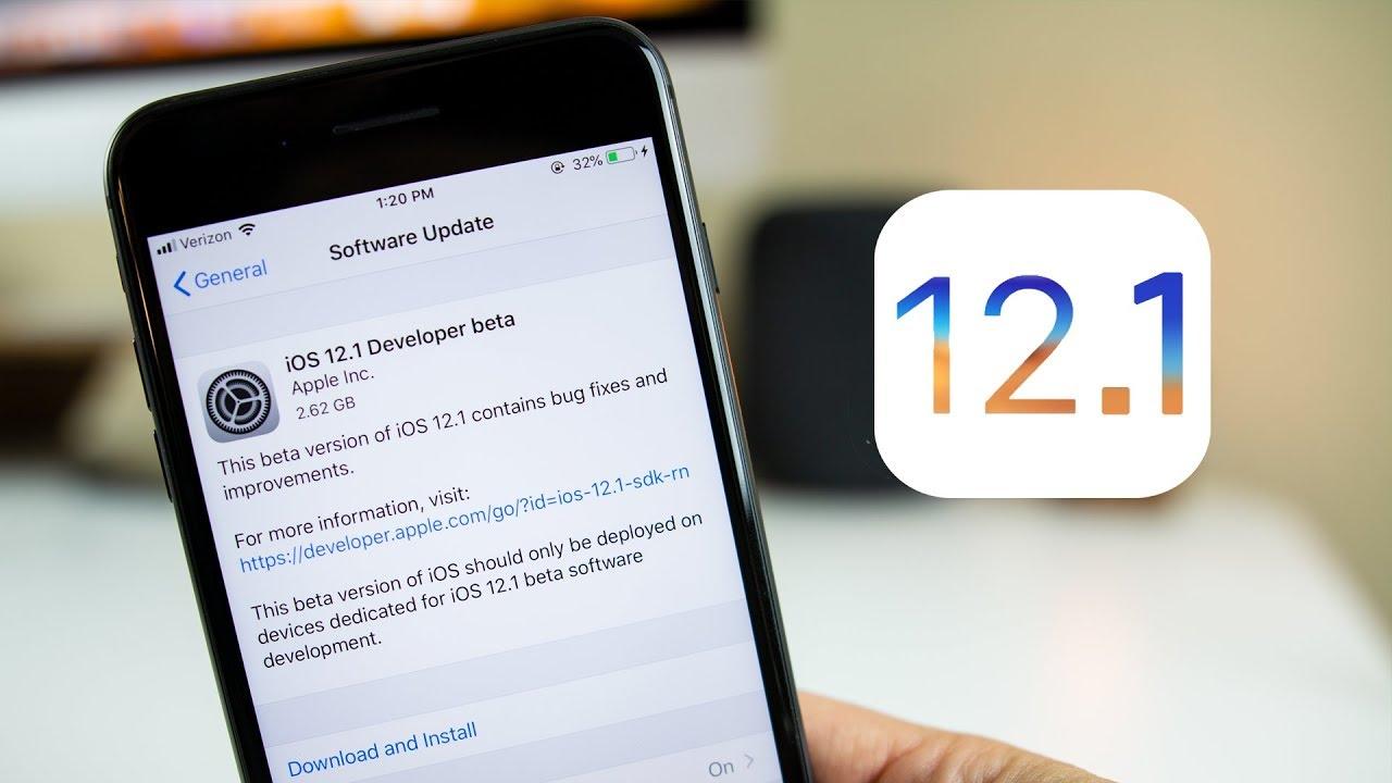 ios12.1
