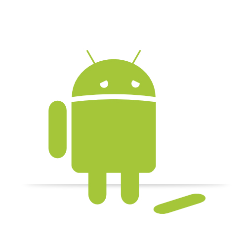 broken-android